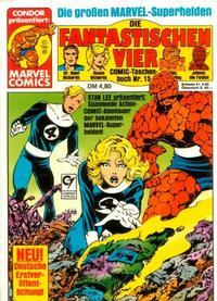 Cover Thumbnail for Die Fantastischen Vier (Condor, 1979 series) #15