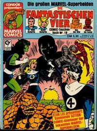 Cover Thumbnail for Die Fantastischen Vier (Condor, 1979 series) #18