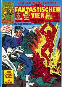 Cover Thumbnail for Die Fantastischen Vier (Condor, 1979 series) #27
