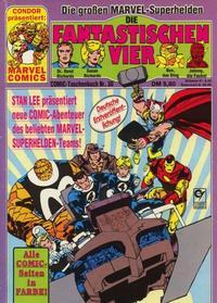 Cover Thumbnail for Die Fantastischen Vier (Condor, 1979 series) #30