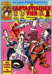 Cover Thumbnail for Die Fantastischen Vier (Condor, 1979 series) #32