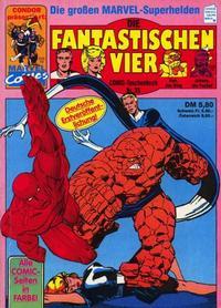 Cover Thumbnail for Die Fantastischen Vier (Condor, 1979 series) #35