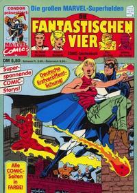 Cover Thumbnail for Die Fantastischen Vier (Condor, 1979 series) #36