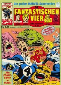 Cover Thumbnail for Die Fantastischen Vier (Condor, 1979 series) #39