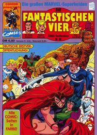Cover Thumbnail for Die Fantastischen Vier (Condor, 1979 series) #40