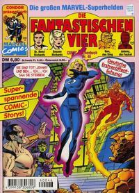 Cover Thumbnail for Die Fantastischen Vier (Condor, 1979 series) #46