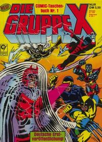 Cover Thumbnail for Die Gruppe X (Condor, 1985 series) #1