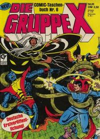 Cover Thumbnail for Die Gruppe X (Condor, 1985 series) #6