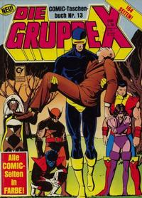 Cover Thumbnail for Die Gruppe X (Condor, 1985 series) #13
