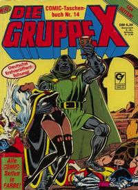 Cover Thumbnail for Die Gruppe X (Condor, 1985 series) #14