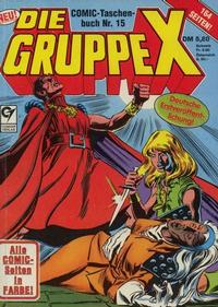 Cover Thumbnail for Die Gruppe X (Condor, 1985 series) #15