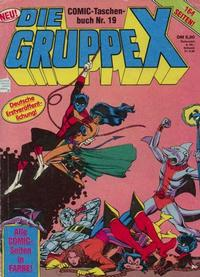 Cover Thumbnail for Die Gruppe X (Condor, 1985 series) #19