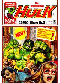 Cover Thumbnail for Hulk (Condor, 1979 series) #3