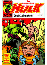 Cover Thumbnail for Hulk (Condor, 1979 series) #6