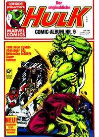 Cover Thumbnail for Hulk (Condor, 1979 series) #9