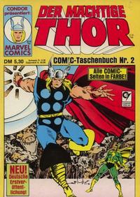 Cover for Thor (Condor, 1988 series) #2