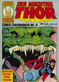 Cover Thumbnail for Thor (Condor, 1988 series) #4