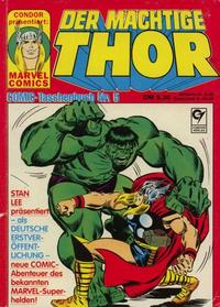 Cover for Thor (Condor, 1988 series) #5