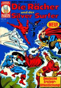 Cover Thumbnail for Marvel-Comic-Sonderheft (Condor, 1980 series) #4