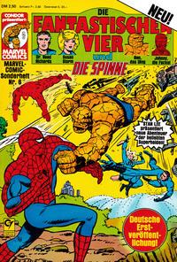 Cover Thumbnail for Marvel-Comic-Sonderheft (Condor, 1980 series) #6