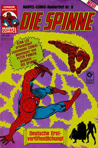 Cover Thumbnail for Marvel-Comic-Sonderheft (Condor, 1980 series) #8