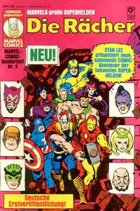 Cover Thumbnail for Marvel-Comic-Sonderheft (Condor, 1980 series) #9