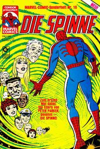 Cover Thumbnail for Marvel-Comic-Sonderheft (Condor, 1980 series) #10