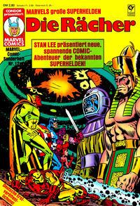 Cover Thumbnail for Marvel-Comic-Sonderheft (Condor, 1980 series) #12