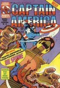 Cover Thumbnail for Marvel-Comic-Sonderheft (Condor, 1980 series) #13