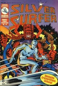 Cover Thumbnail for Marvel-Comic-Sonderheft (Condor, 1980 series) #16