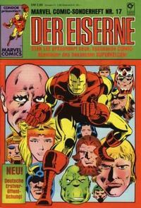 Cover Thumbnail for Marvel-Comic-Sonderheft (Condor, 1980 series) #17
