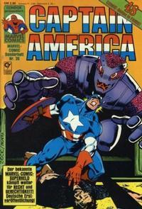Cover Thumbnail for Marvel-Comic-Sonderheft (Condor, 1980 series) #20