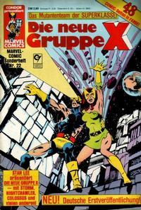 Cover Thumbnail for Marvel-Comic-Sonderheft (Condor, 1980 series) #22