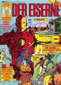 Cover Thumbnail for Marvel-Comic-Sonderheft (Condor, 1980 series) #29