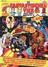 Cover Thumbnail for Marvel-Comic-Sonderheft (Condor, 1980 series) #30