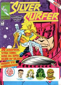 Cover Thumbnail for Marvel-Comic-Sonderheft (Condor, 1980 series) #34