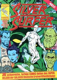 Cover Thumbnail for Marvel-Comic-Sonderheft (Condor, 1980 series) #38