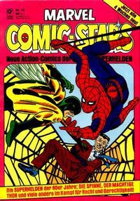 Cover Thumbnail for Marvel Comic-Stars (Condor, 1981 series) #10
