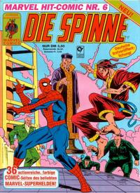 Cover Thumbnail for Marvel Hit Comic (Condor, 1989 series) #6