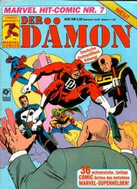 Cover for Marvel Hit Comic (Condor, 1989 series) #7