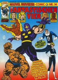 Cover Thumbnail for Marvel Universe Comic (Condor, 1991 series) #14