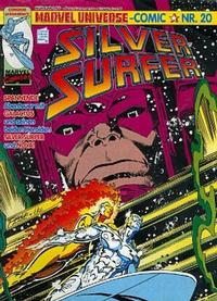 Cover Thumbnail for Marvel Universe Comic (Condor, 1991 series) #20