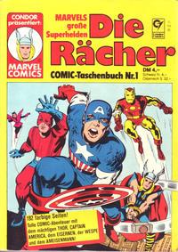Cover Thumbnail for Die Rächer (Condor, 1979 series) #1