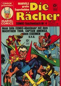 Cover Thumbnail for Die Rächer (Condor, 1979 series) #4