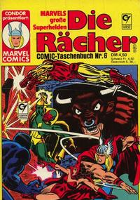 Cover Thumbnail for Die Rächer (Condor, 1979 series) #6
