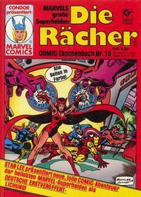 Cover Thumbnail for Die Rächer (Condor, 1979 series) #13