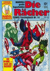 Cover Thumbnail for Die Rächer (Condor, 1979 series) #14