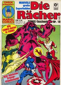 Cover Thumbnail for Die Rächer (Condor, 1979 series) #18