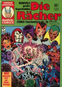 Cover Thumbnail for Die Rächer (Condor, 1979 series) #20