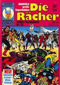 Cover Thumbnail for Die Rächer (Condor, 1979 series) #23
